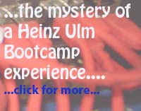 the mystery of a heinz ulm bootcamp experience